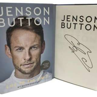 Jenson Button - Life to the limit