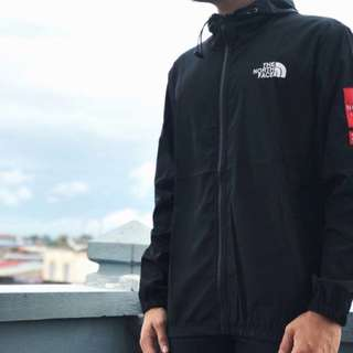 TNF X Supreme Windbreaker