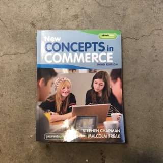 New Concepts in Commerce (3E)