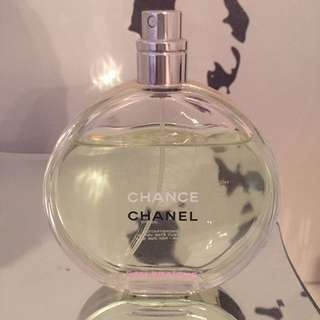 Chanel eau de toilette 100ml