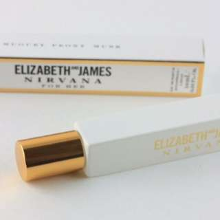 Elizabeth & James Nirvana White Rollerball