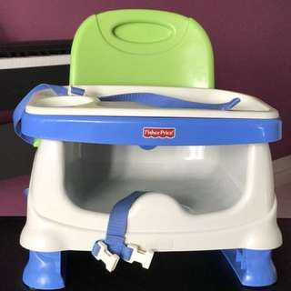 Fisher Price Deluxe Booster Chair