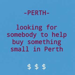 U going to PERTH?