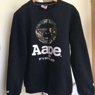 AUTHENTIC BAPE SWEATSHIRT OLD MODEL