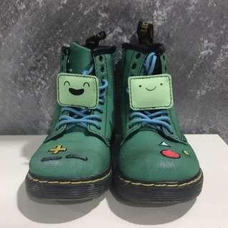 Dr Martens Junior Adventure Time BMO Boots