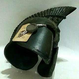 古希臘戰士頭盔小擺飾