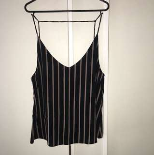 RVCA stripped top