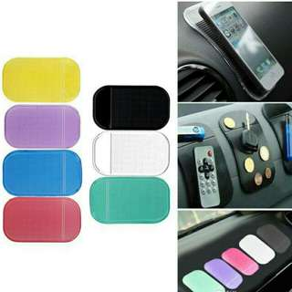 Sticky Pad Magic Silicone Car Dashboard Anti Slip Mat Holder