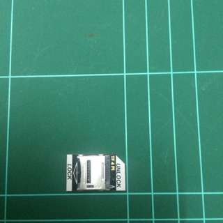 Raspberry Pi microSD to SD adapter