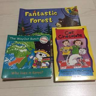 BN Storybooks (12 Books)