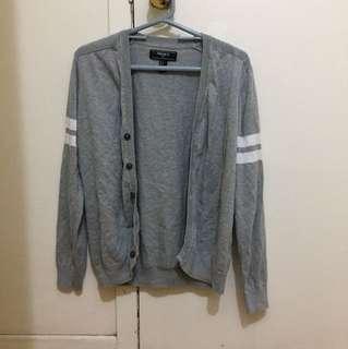 Forever21 gray cardigan