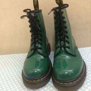 Authentic Dr. Martens 8 Eye Boots