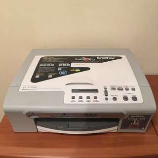 BROTHER DCP-150c PRINTER