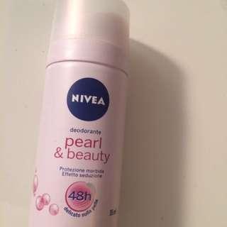 Nivea Spray Deodorant