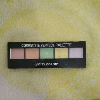 City Color Perfect Palette
