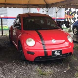 Volkwagon Beetle