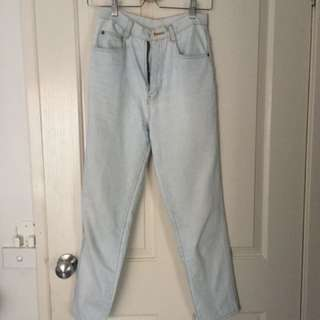 Vintage jeans size 6