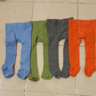 Cotton Rich Baby Legging