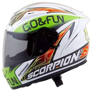 Scorpion EXO 2000 Alvaro Bautista Edition