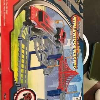 Mini Bridge Racing Set