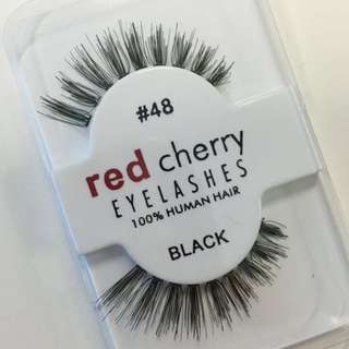Red Cherry Lashes # 48
