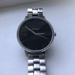 Nixon women's watch