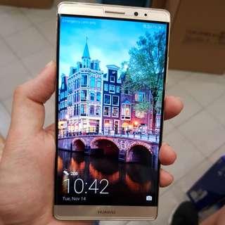 Huawei mate 8 Premium gold color
