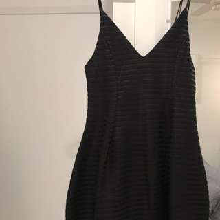 Esther Boutique Black Dress - size 8
