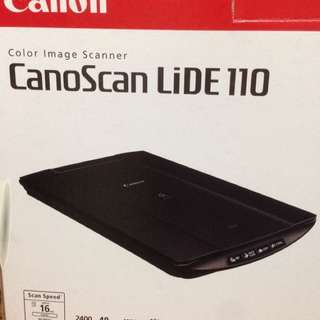 Canon scanner Lide 110