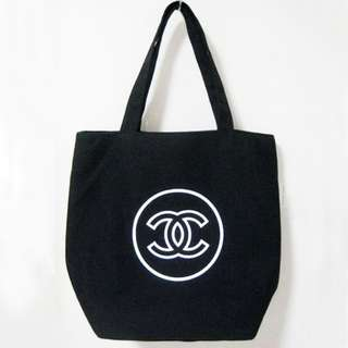 CHANEL *ULTRA CORRECTION LIFT GIFT*  贈品手袋 Shopping Tote Bag