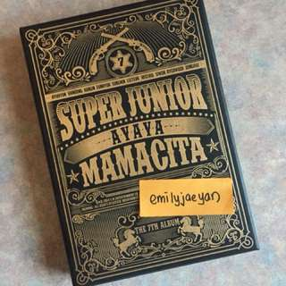 Mamacita Super Junior Ver A
