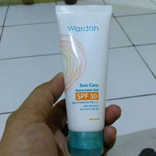 Sun care sunscreen