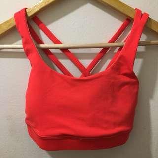 Lulu Lemon sports bra