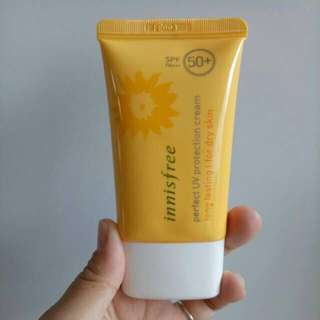 Innisfree uv protection cream