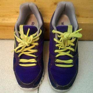 Reebok Rubber Shoes (Purple)