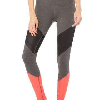 Also yoga Sheila leggings - size small