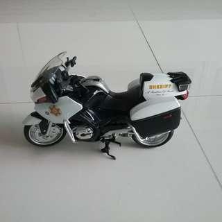 Motorcycle miniature