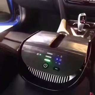 In Vehicle Air purification system 車用空氣清新機