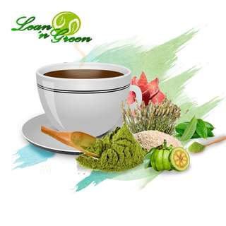 Slimming Coffee by Lean 'n Green