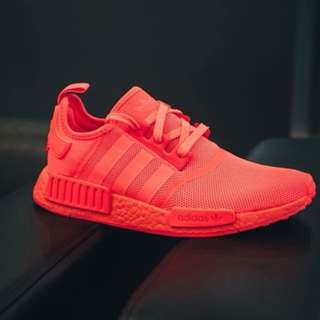 NMD Tripple Red