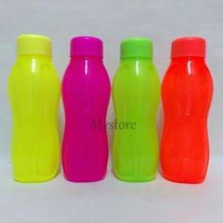 Eco 310ml neon tupperware 4pc