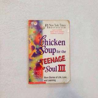 Chicken Soup for the Teenage Soul III by Jack Canfield, Mark Victor Hansen, Kimberly Kirberger