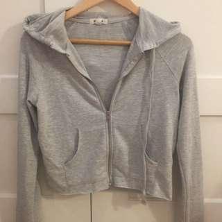 Garage Grey Sweater