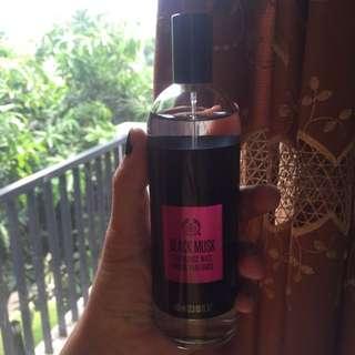 BODYSHOP ORIGINAL BLACK MUSK PERFUME