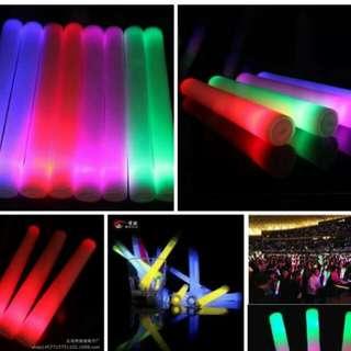 Glow sticks 🌟