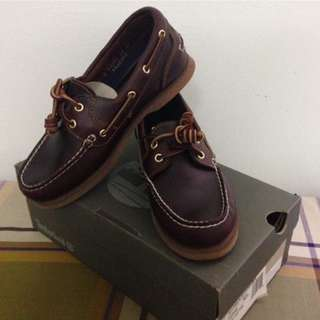Timberland boat shoes (women)