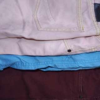 Pastel color Penshoppe and bench bundle