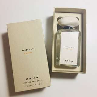 Zara 香水 100ml chypre N4