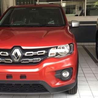 Renault Kwid Standart