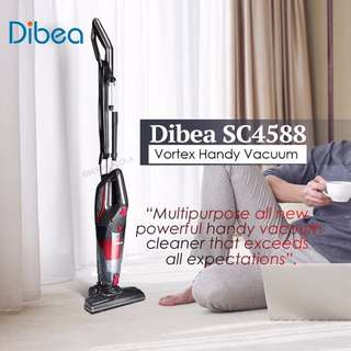 ✔FREE DELIVERY: Dibea® SC4588 Powerful Handy Vacuum 2 in 1